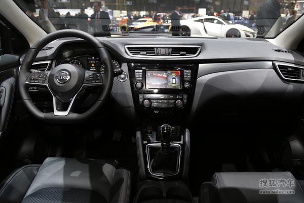 2017日内瓦车展:新款日产逍客正式发布