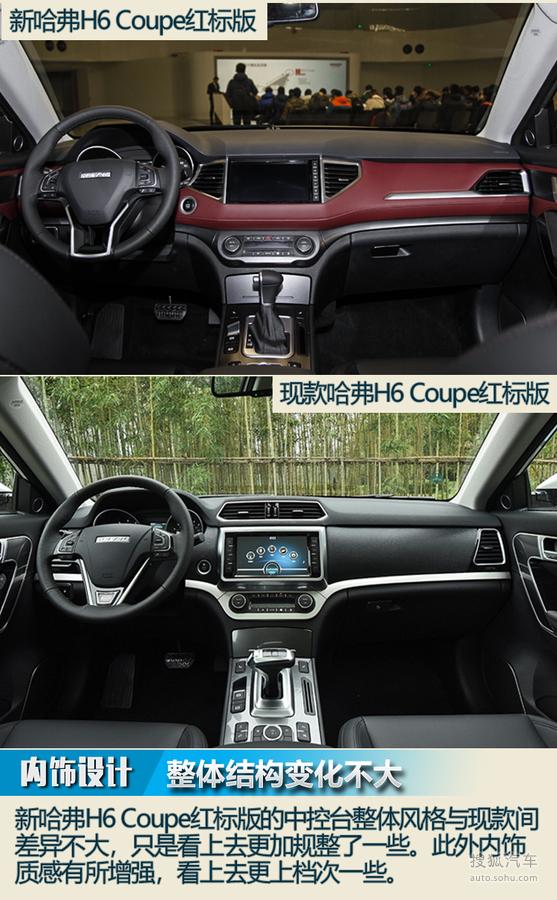 新哈弗H6 Coupe红标版实拍