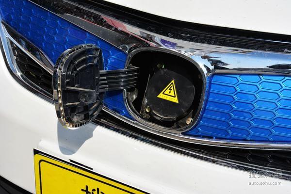 长安 逸动电动车 实拍 底盘/动力 图片