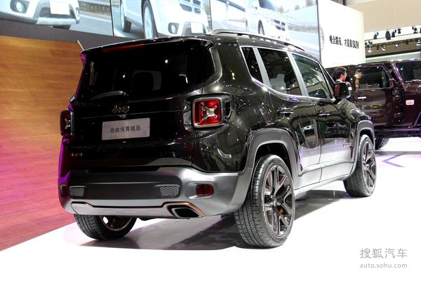 jeep renegade自由侠 实拍 其它 图片