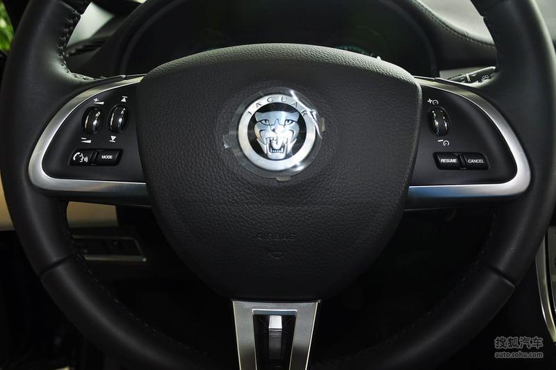 捷豹 捷豹汽车 xf 2012款捷豹xf 3.0 v6伦敦限量版 高清图片