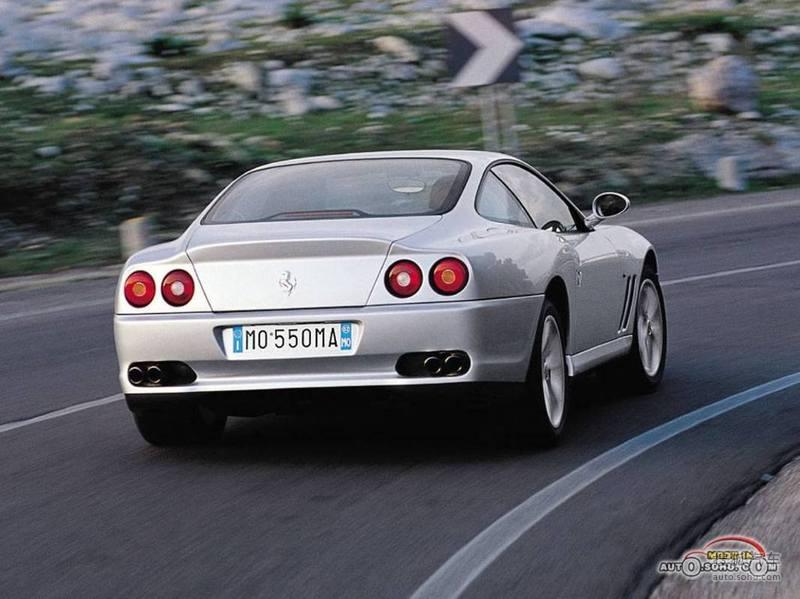 法拉利 法拉利汽车 法拉利575M 法拉利 575M