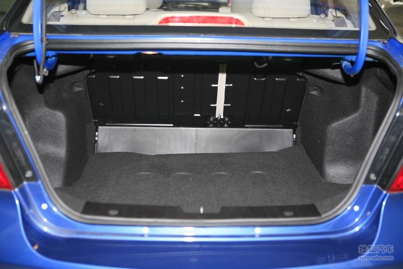 雪佛兰乐风2008款1.4SE AT底盘 动力m533416图片高清图片