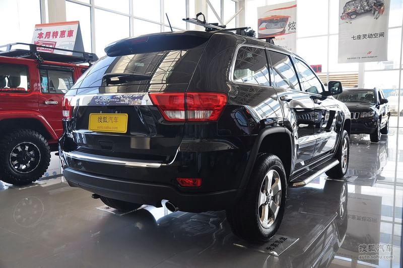 jeep吉普吉普汽车大切诺基2012款jeep大切诺基3.6l豪华导航高清图片
