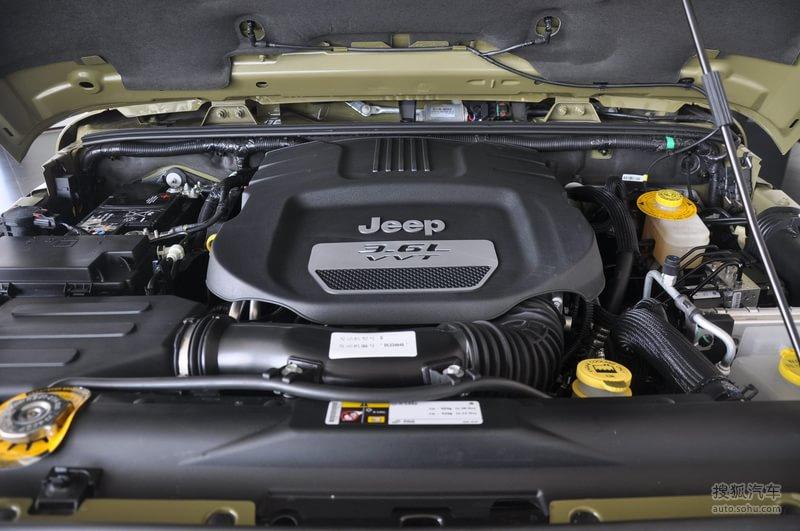 Jeep牧马人两门版 2013款3.6L 罗宾汉底盘/动力图片 ...