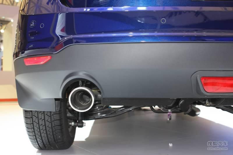 福特 进口福特 锐界 福特锐界 上海车展实拍高清图片