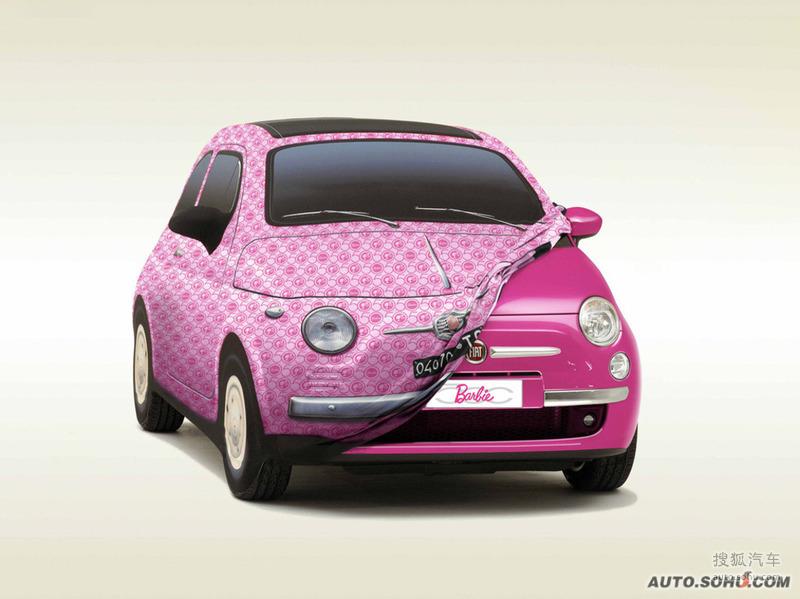 菲亚特 菲亚特汽车 500 2009款菲亚特500 Barbie C
