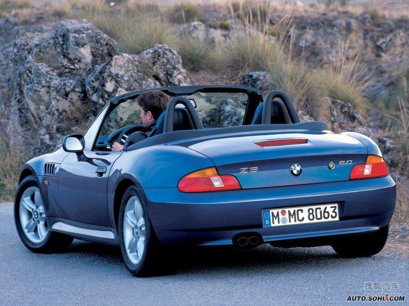 宝马进口宝马Z3BMW Z3 Roadster 2.0