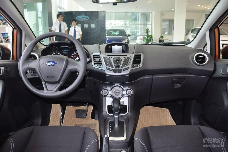 福特长安福特嘉年华两厢2013款福特嘉年华两厢1.5l自动品尚高清图片