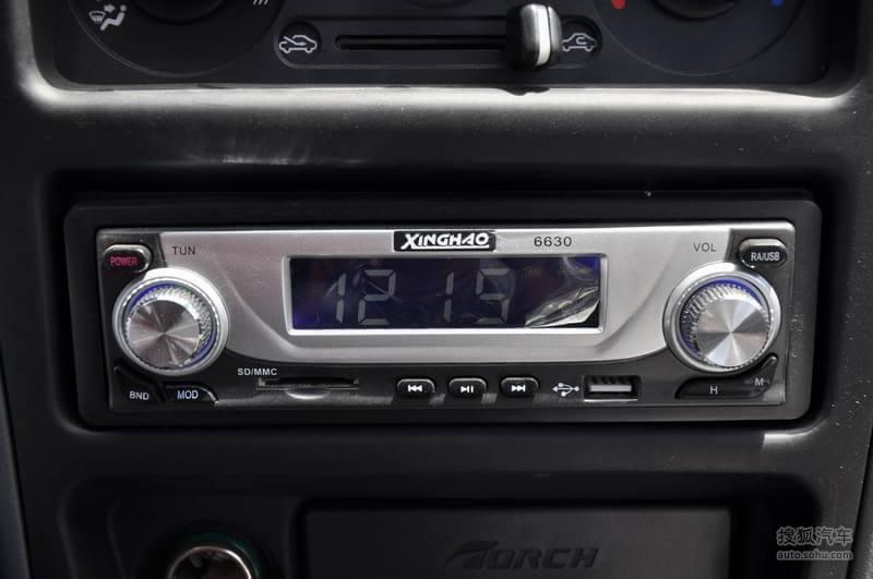 众泰众泰汽车江南tt2010款众泰江南tt 0.8l手动标准型高清图片