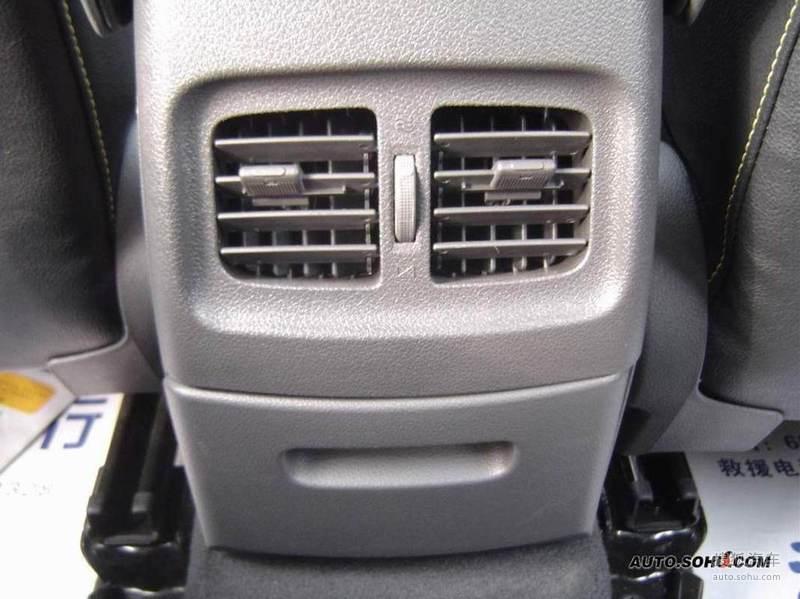 福特长安福特福克斯两厢两厢福克斯内饰 高清图片