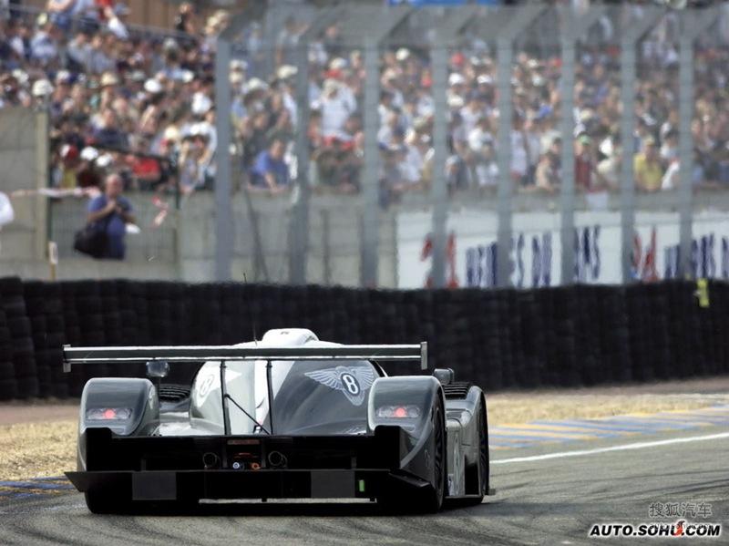 宾利 宾利汽车 Speed8 2002款宾利EXP Speed 8