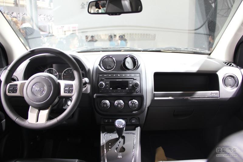 jeep吉普吉普汽车指南者jeep指南者 深港澳车展实拍高清图片