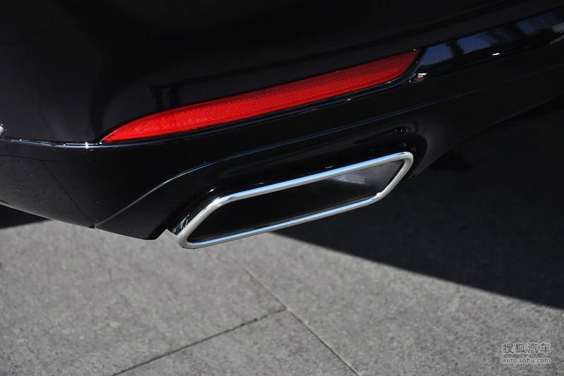 【奔驰S级 2014款S400L 尊贵型外观黑色图片