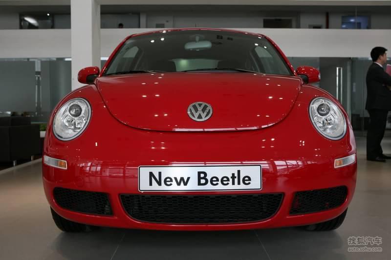 大众进口大众甲壳虫大众New Beetle 红