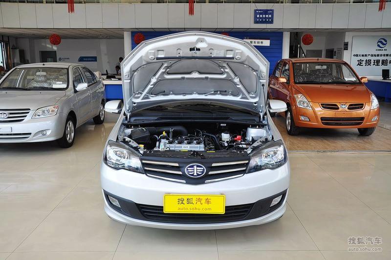 一汽 天津一汽 威志v5 2012款一汽威志v5 1.5l精英型 高清图片