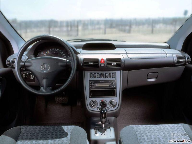 奔驰进口奔驰Vaneo2002款奔驰 Vaneo Trend