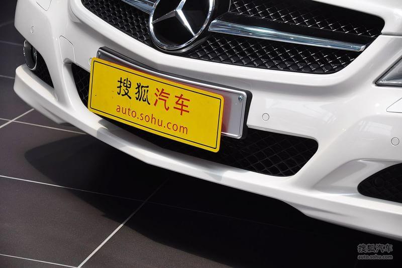 奔驰sl级2011款sl350 grand edition外观钻石白 亮色 t1561680图片 图库高清图片