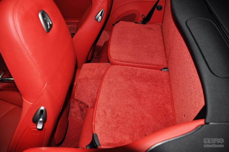 保时捷 保时捷汽车 911 2011款保时捷911 carrera gts敞篷高清图片