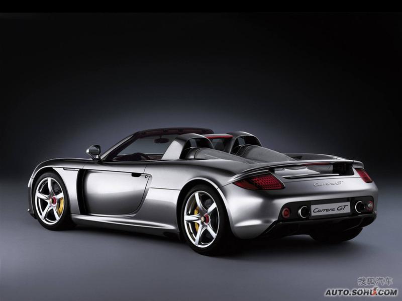 保时捷保时捷汽车Carrera GT保时捷卡雷拉GT