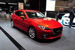 Mazda3Axela昂克赛拉 两厢