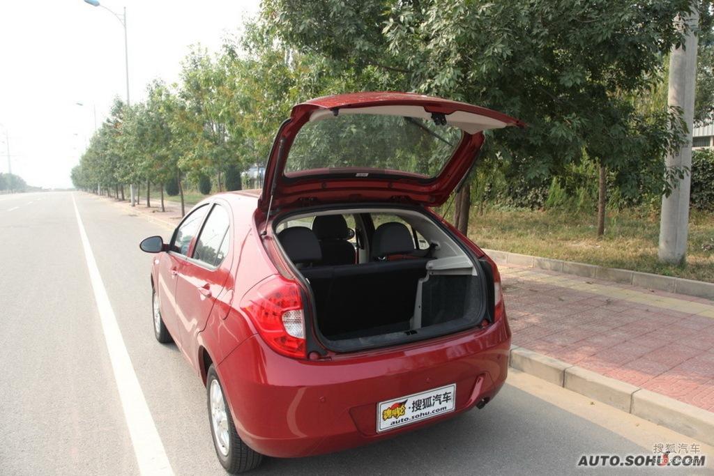 江淮同悦RS2008款1.3L 舒适型底盘 动力m332812图片高清图片