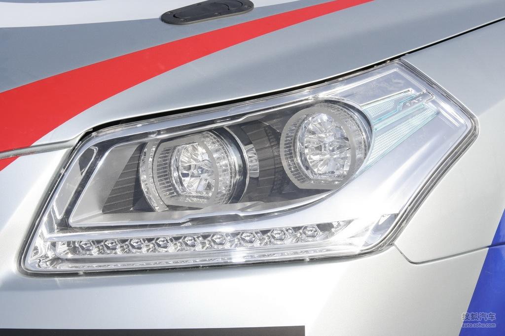 阿尔特改装奔腾b70赛车再展强大技术实力高清图片