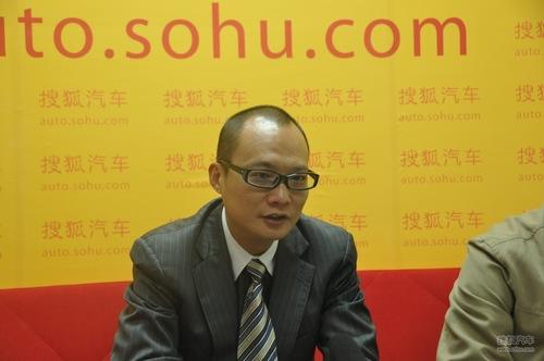 [2010广州车展]搜狐汽车专访东风日产杨嵩