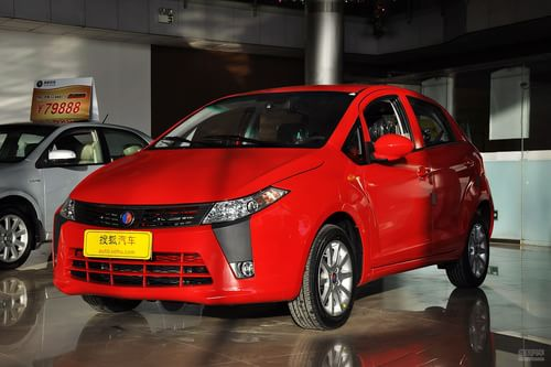2011款英伦汽车SC5-RV 1.5L手动炫酷版