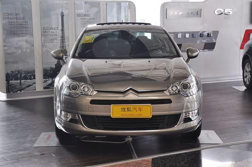 2011款东风雪铁龙C5 2.3L手自一体豪华型