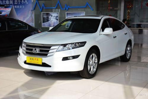 2012款本田歌诗图3.5L V6尊贵版