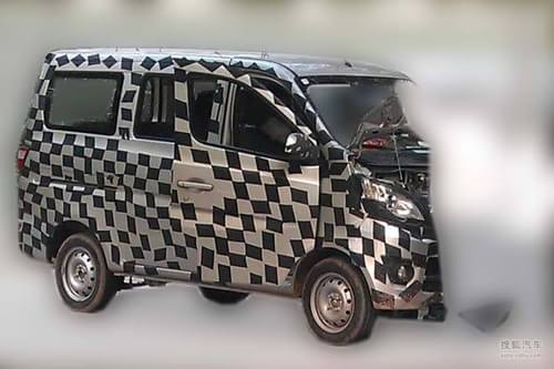 长安汽车全新微车产品实拍谍照曝光