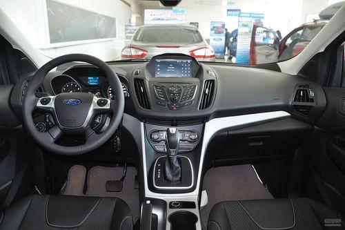 2013款福特翼虎1.6GTDi自动风尚型