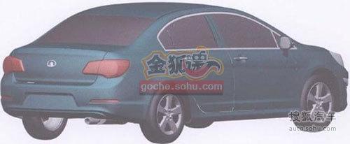 预计明年上市 曝长城腾翼C50新车专利图