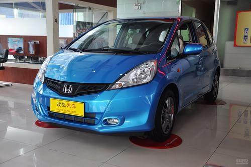 2011款 飞度1.3L 手动 舒适版