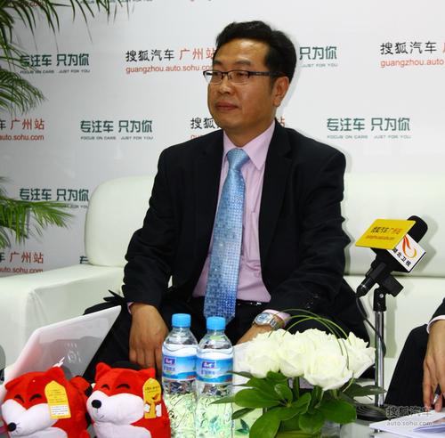 双龙中国总经理 金圣来