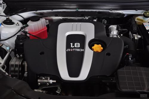 2013款MG6 1.8L手动驾值版到店实拍