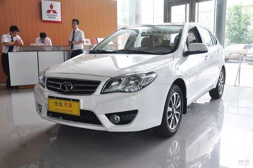 2013款东南V6菱仕1.5L手动豪华版