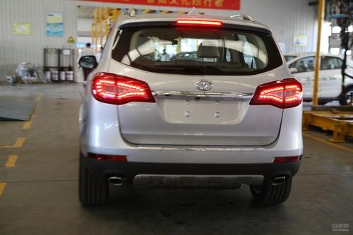 长城sc6量产版定名哈弗h7 2013年将上市 搜狐汽车 高清图片