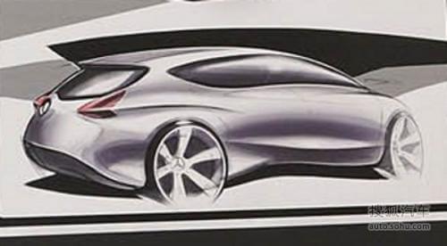 旗下最便宜车型 奔驰开发新一代城市小车
