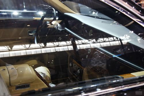 星客特豪华加长礼宾车 2012北京车展实拍