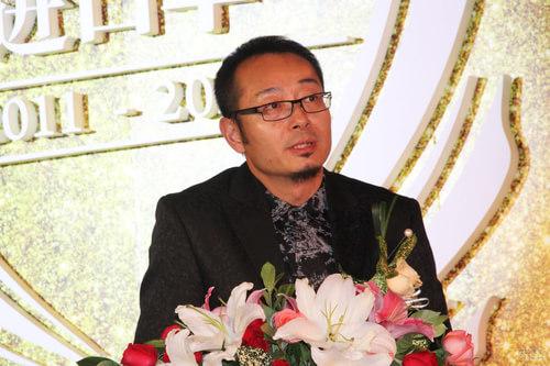 搜狐汽车事业部总经理、搜狐网副总编何毅先生致辞