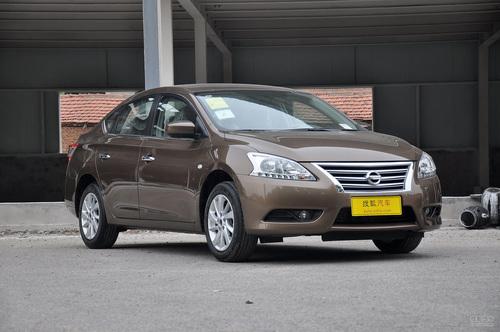 2012款日产新轩逸1.6XE手动豪华型