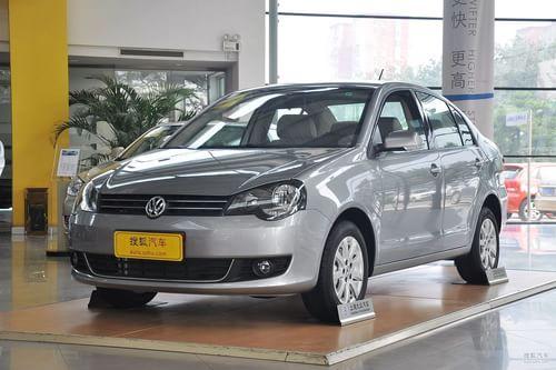 2011款上海大众POLO劲取1.4L手动实尚版到店实拍