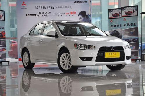 2013款东南三菱翼神2.0L Classic黑白版