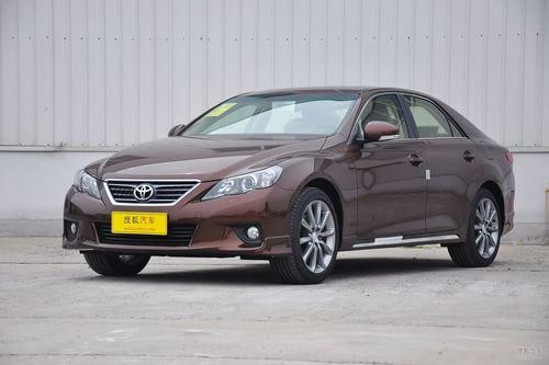 2012款丰田锐志2.5V风度菁英炫装版