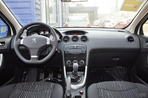 2013款标致408 1.6L手动舒适版