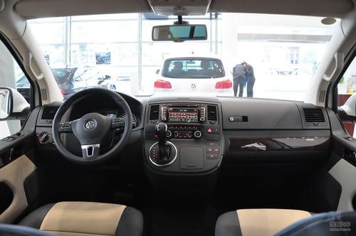 2012款进口大众Multivan T5尊享版到店实拍