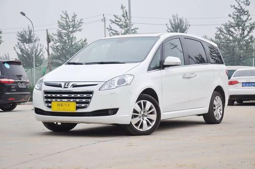 2013款纳智捷大7 MPV 2.0T旗舰型