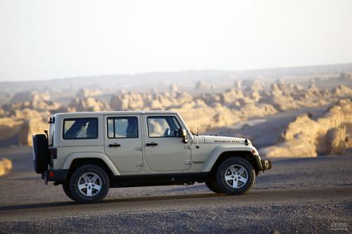 Jeep吉普 牧马人四门版 实拍 外观 图片